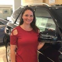 Sarah  Sroka at Mercedes-Benz of Annapolis