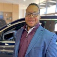Larlett Cash Jr. at Mercedes-Benz of Annapolis