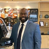 Dean Cunningham at Mercedes-Benz of Annapolis