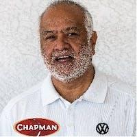 Oscar Alvarado at Chapman Volkswagen of Tucson