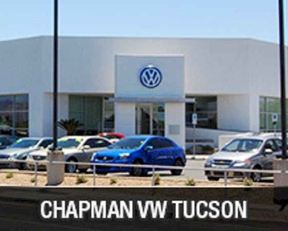 Chapman Volkswagen of Tucson, Tucson, AZ, 85711