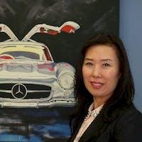 Florence Cai at Silver Star Motors