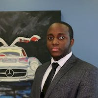 Hakeem Morrison at Silver Star Motors