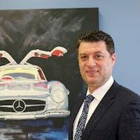 Robert Sulaymanov at Silver Star Motors