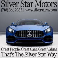 Gregory Diebold at Silver Star Motors