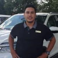 Christopher Tavarez at Brandon Honda