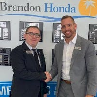 Tyler Brown at Brandon Honda