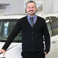 Jose Ferradas-Gil at Scarboro Subaru
