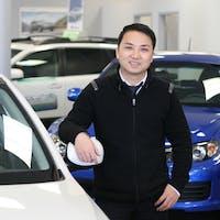 Nic Zheng at Scarboro Subaru