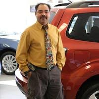 Shameer Minoo at Scarboro Subaru