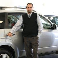 Guy  Vigliatore at Scarboro Subaru