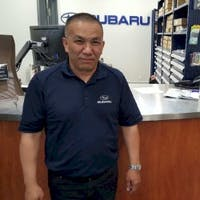 Kent Wong at Scarboro Subaru