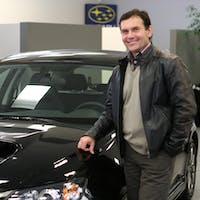 Alexander Dzyubko at Scarboro Subaru