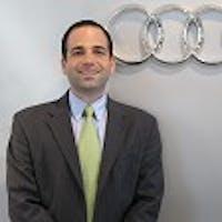 Drew Russo at Biener Audi