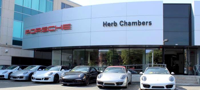 Herb Chambers Porsche, Boston, MA, 02134