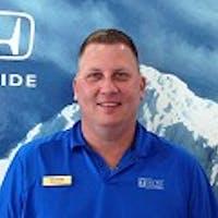 Mike Dowdy at Heritage Honda Bel Air
