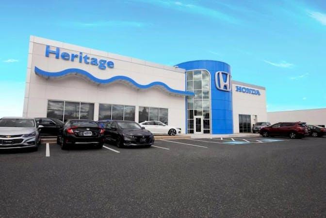 Heritage Honda Bel Air, Fallston, MD, 21047