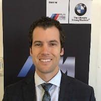 Justin Moniz at BMW of Newport