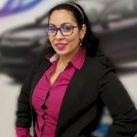 Claritza Munoz at Millennium Honda - Service Center