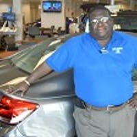 Wendell  Williams  at Millennium Honda