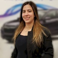 Clara Torres at Millennium Honda - Service Center
