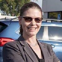 Amy Connor at Dunning Subaru