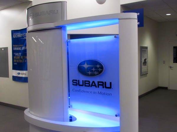 Dunning Subaru, Ann Arbor, MI, 48103