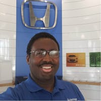 Jared Wright at Heritage Honda Westminster