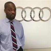 Lamont Jones at Jack Daniels Audi Paramus