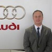 Jason  Skolnick at Bell Audi