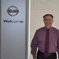 David  Barysh at Freehold Nissan