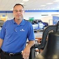 Robert Jones at Bell Honda