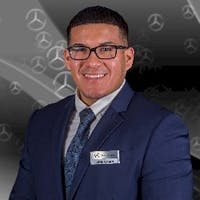 Jhonathan Linares at Mercedes-Benz of Boston