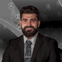 Jalal Beri at Mercedes-Benz of Boston