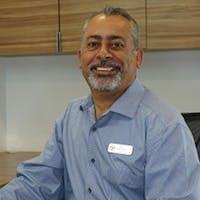 Aziz Fakhouri at Bell Road Toyota