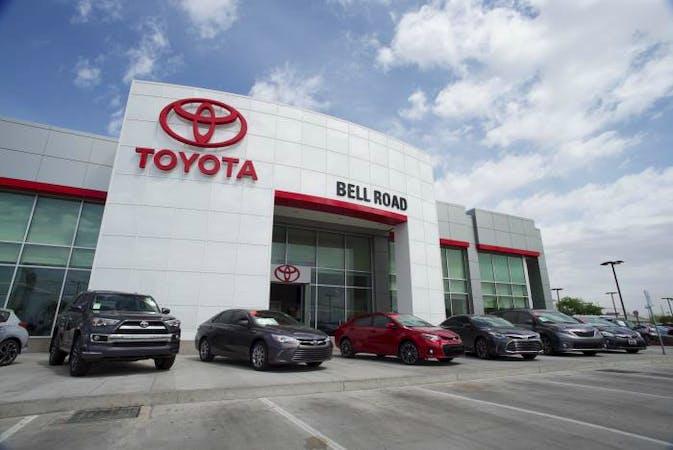 Bell Road Toyota, Phoenix, AZ, 85023