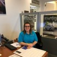 Holly Clark at Donaldsons Subaru