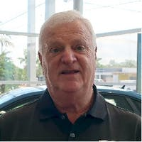 Alan D'Agostino at Gunther Volkswagen of Fort Lauderdale