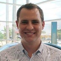 Arnaud Bellefroid at Gunther Volkswagen of Fort Lauderdale