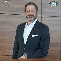 Stephen Bergamo at Jaguar Land Rover Princeton