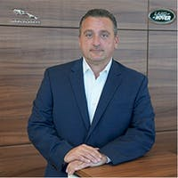 Jeffrey Dockhorn at Jaguar Land Rover Princeton