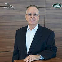 Joel Mironov at Jaguar Land Rover Princeton