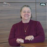 Clara Williamson at Jaguar Land Rover Princeton