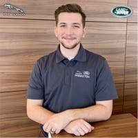 Ryan Satula at Land Rover Princeton - Service Center