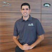 Randy Vogt at Jaguar Land Rover Princeton