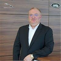 James Erlikh at Jaguar Land Rover Princeton