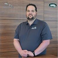 Jordan Fuhri at Land Rover Princeton - Service Center