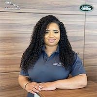 Elise Smart at Jaguar Land Rover Princeton