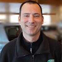 Ken Cichocki at Land Rover Princeton