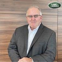 Jeff O'Brien at Jaguar Land Rover Princeton